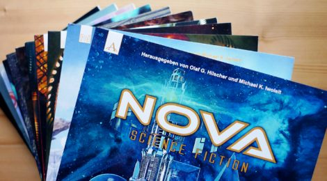 NOVA SCIENCE FICTION MAGAZIN