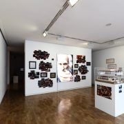 View into one of the rooms of the exhibition of Bruce Bickford at Stadthaus Ulm. Photo: Conné van d'Grachten.